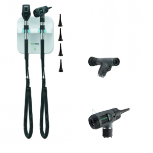 SISTEMA INTEGRADO DE PARED GREEN SERIES GS 777, 110V WELCH ALLYN WA77710-71ML.  INCLUYE / 77710 / 11720-L / 23810-L FOCO LED